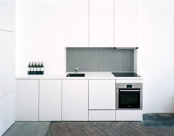 Minimalist French design by Ecole.