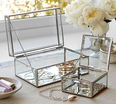 Best 25 Silver jewelry box ideas on Pinterest Vintage jewelry