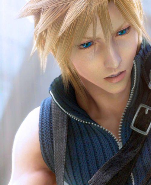 Final Fantasy Cloud Strife Wallpaper: 17 Best Images About Cloud (Final Fantasy) On Pinterest