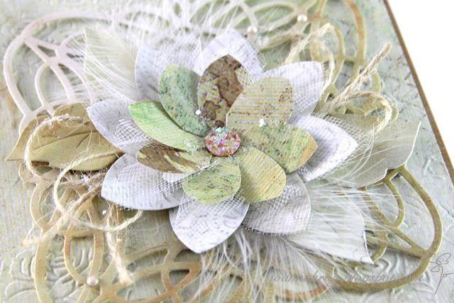 Joanna: Round Flower