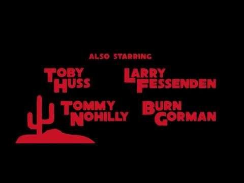 """In a Valley of Violence"" had a pretty amazing opening credits"