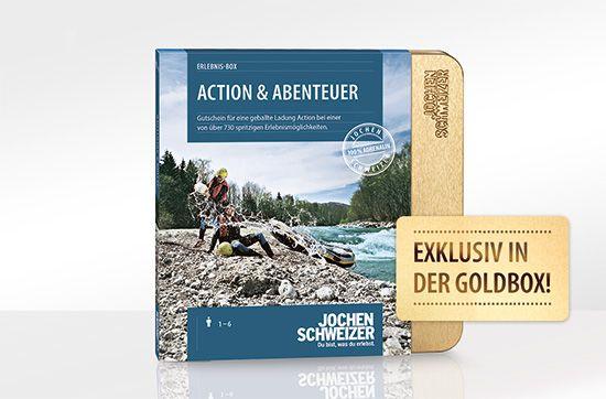 Action & Abenteuer | Jochen Schweizer