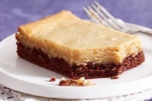 Warm & Gooey Peanut Butter Cake