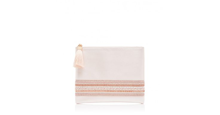 Playful and pretty, add the final finishing touch to your look with our Embellished Pouch Case