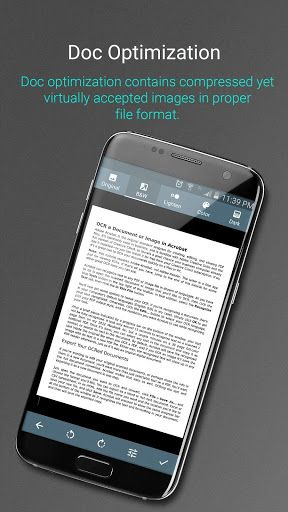 Document Scanner - PDF Creator v2.2.1 [Pro]   Document Scanner - PDF Creator v2.2.1 [Pro]Requirements:4.0 and upOverview:Sometimes in a single day you need your different documents scanned multiple times. In that situation if everything is planned you will definitely not suffer more. But if the need to scan that document arises one by one it will be a disaster for sure.To rescue you from that situation CV Infotech brings you a portable Doc Scanner. This Doc scanner you let you scan your…