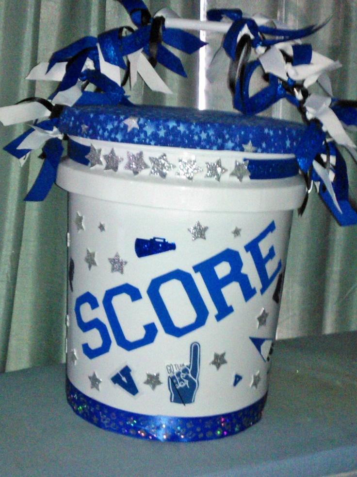 cheer buckets
