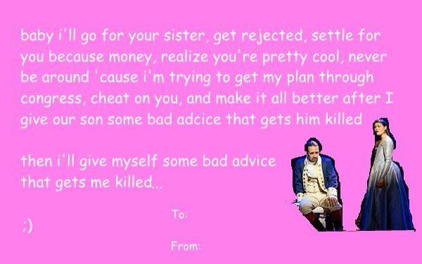 Hamilton Valentine's
