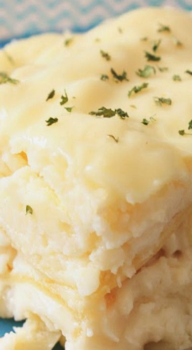 Pierogi Casserole. Very good..an easy way to get the taste without the time consuming real pieogi.