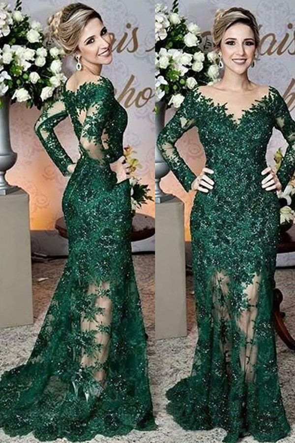 48ba333a3e6 Fabulous Tulle Jewel Neckline Floor-length Mermaid Mother Of The Bride Dress  With Lace Appliques   Beadings