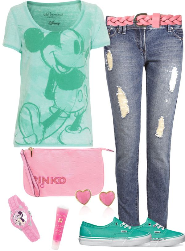 """""""Disney ready"""" by hulahipshaker ❤ liked on Polyvore"""
