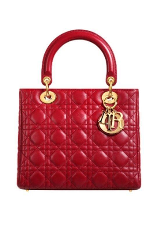 """Le sac """"Lady Dior"""" de Dior"""