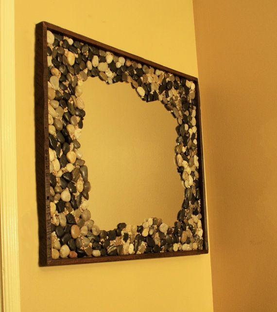 69 best mirrors ideas images on pinterest arquitetura for Diy mirror ideas