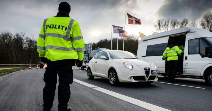 Dänemark wird die Grenzkontrollen zu Deutschland fortsetzen. Das Land begründet diesen Schritt mit Terrorgefahr die von deutschen Asylbewerbern ausgeht.