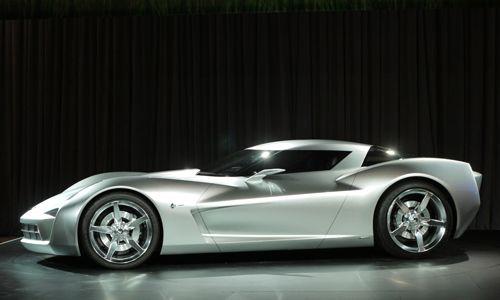 2012 Chevrolet Corvette C7 concept now this corvette I like