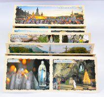 Lourdes 28 Color Photos.