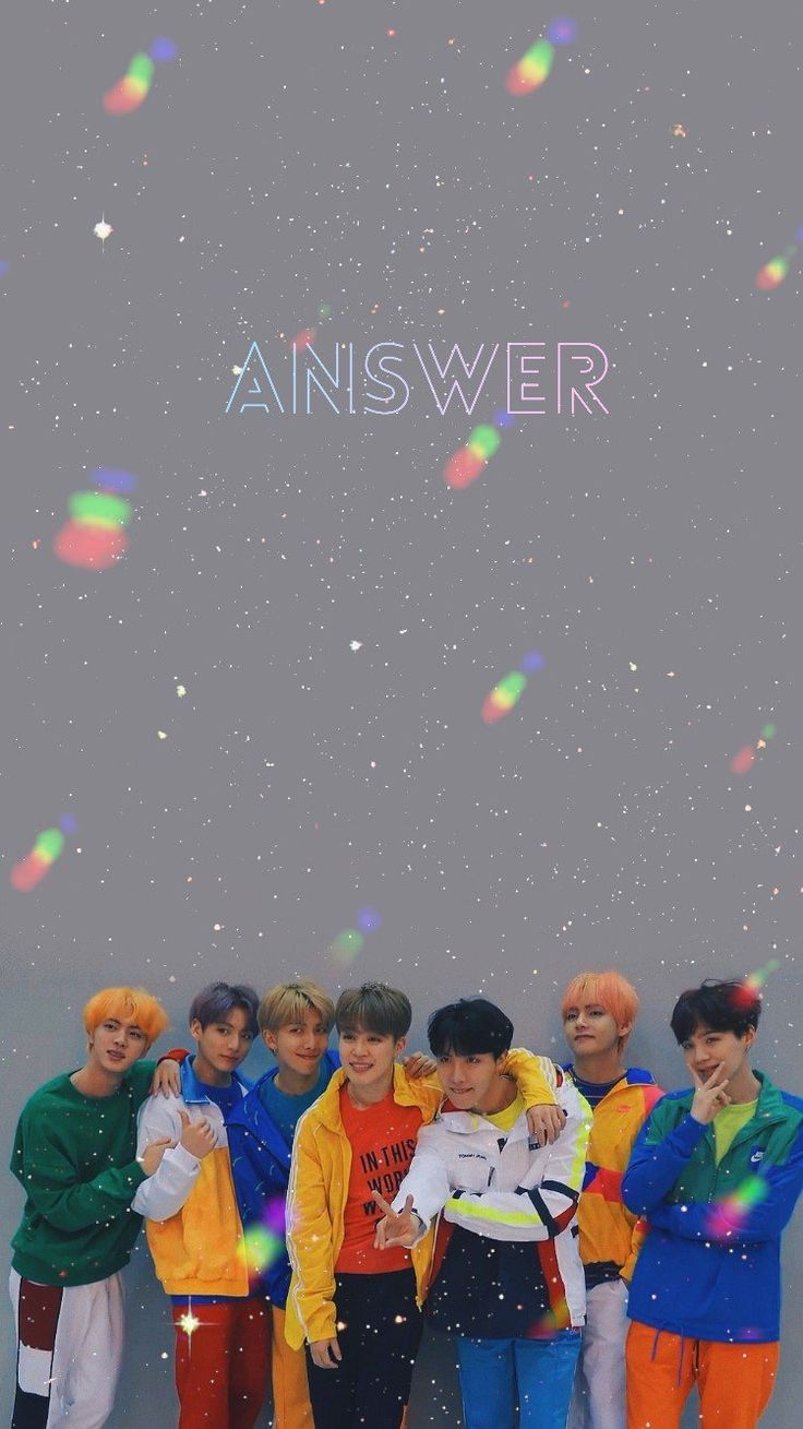 Lock Screen Cute Wallpaper Bts Ly 結 Answer Wallpaper Click Here To Download Bts