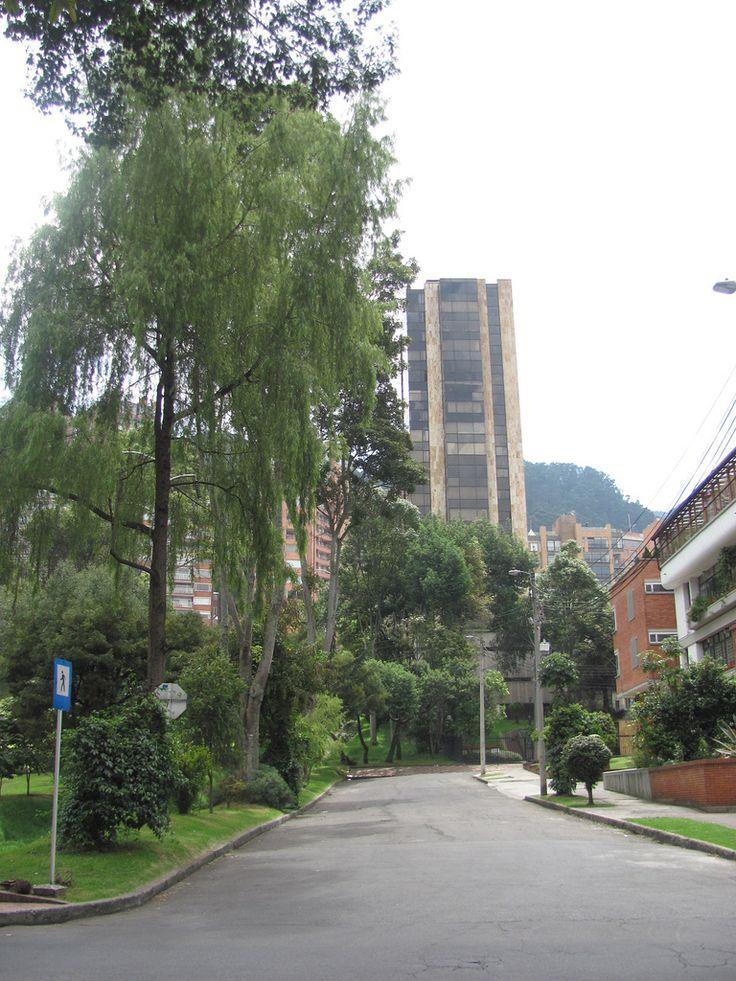 BOGOTÁ Parque el Virrey