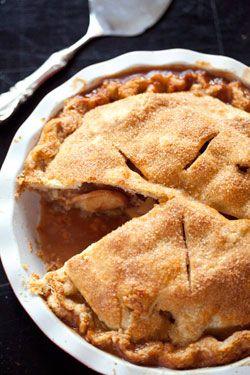 RECEITA - Doce - American Pie - Torta de Maçã Americana