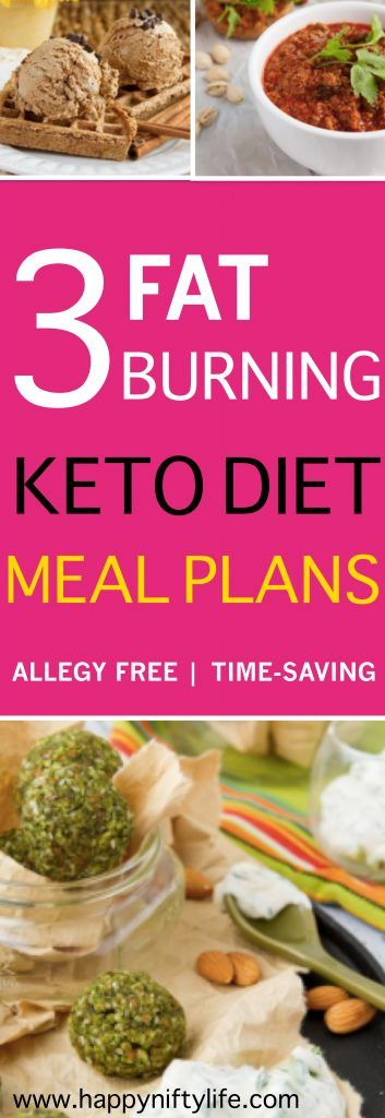 Fat Burning Meal Plans for Ketogenic Dieters to Save Time and Money