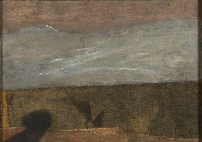 Piotr Potworowski - Cienie na plaży, 1956 r.