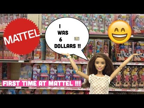 Mattel VLOG !!! First Time at The Mattel Store !!! - YouTube The Mattel Toy Store 333 Continental Blvd. El Segundo, CA 90245
