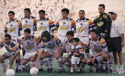 Todos Toros!!: PLANTEL 1997