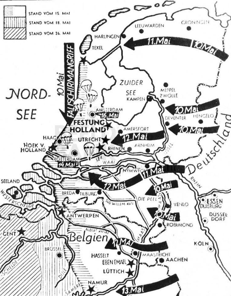 Duitse inval mei 1940