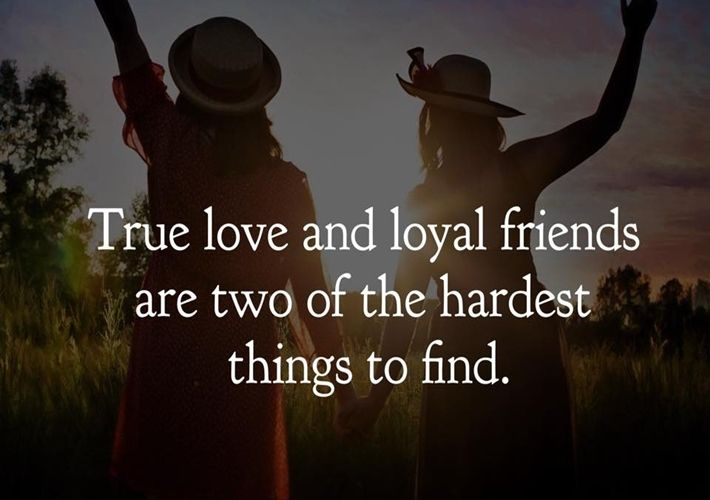 Friendship is a special love and it's hard to find a true friend. Therefore, when you find one, hang on tight! Quotes about friends, True friendship Quotes are helpful to keep your relationship rom…