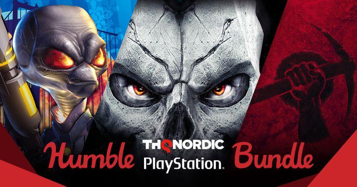 [humblebundle] Promocao de Jogos PS3 e PS4 a partir de 1 dolar ate 15 dolar