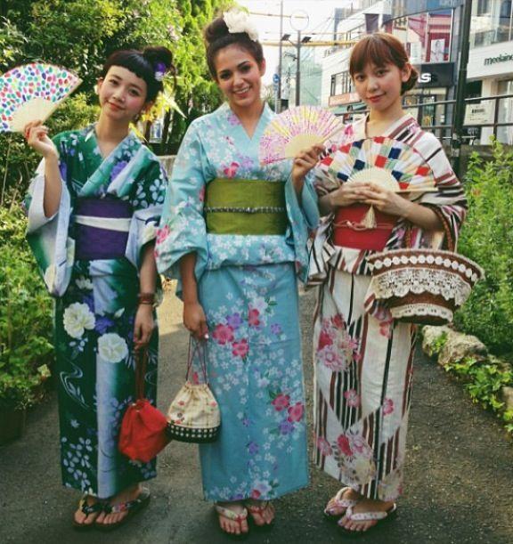 Beth In Japan