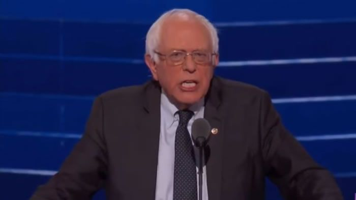 Bernie Sanders Says Hillary Clinton Must Become the Next President