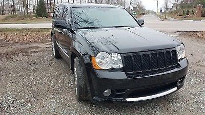 eBay: 2008 Jeep Grand Cherokee SRT8 Sport Utility 4-Door 2008 wk1 Jeep Grand Cherokee srt8 less then 33k NO RESERVE #jeep #jeeplife