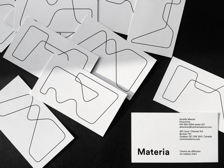 """Check out this @Behance project: """"Materia / Branding"""" https://www.behance.net/gallery/45327379/Materia-Branding"""