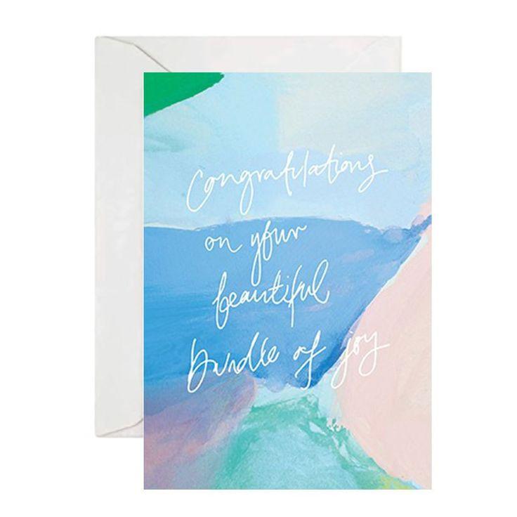 Congratulations Bundle Gift Card