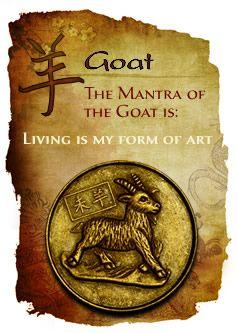 1128085c3 Chinese Zodiac: The Goat   Zodiac Horse/Sheep   Chinese zodiac signs, Zodiac  signs, Chinese zodiac