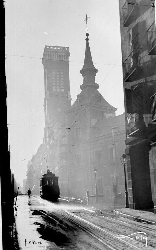 Hacia la calle de Atocha 1927-36 A.Passaporte
