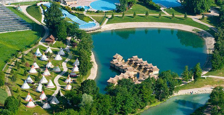 Terme Catez vakantiepark, bijzonder verblijf in Slovenië