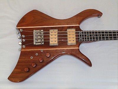 kramer xl8 8 string bass guitar made in usa. Black Bedroom Furniture Sets. Home Design Ideas