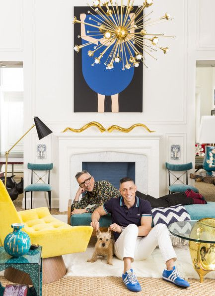 Jonathan Adler Living Room Minimalist Enchanting Decorating Design