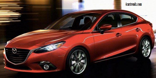 2018 Mazda 3 Sedan Release Date, Price
