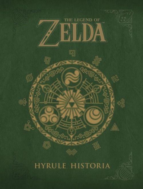 The Legend of Zelda | Hyrule Historia