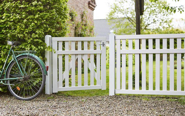 Indret din have med Danmarks mest klassiske og brugte hegn gennem mange år.