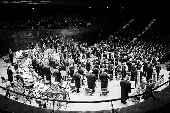 NOSPR, José Maria Florêncio dyrygent, Nikolai Demidenko fortepian/4.2.2016 #NOSPR photo by Izabela Lechowicz