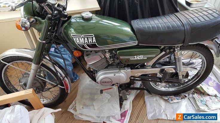 Yamaha 125 RS #yamaha #forsale #unitedkingdom