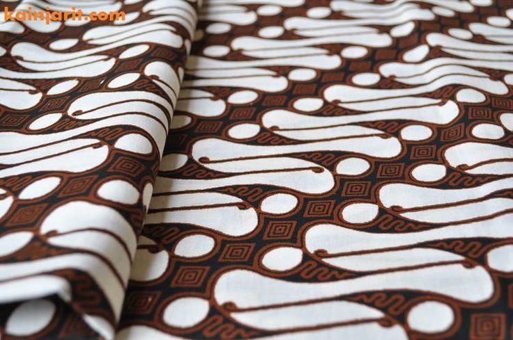 kain batik cap kualitas istimewa