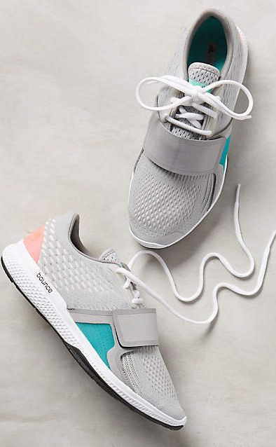 great fit 0c7ce 89fa1 Adidas by Stella McCartney Bounce Studio Sneakers anthrofave