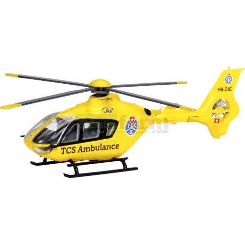 Eurocopter EC135 - TCS Ambulance (Schuco 24749)