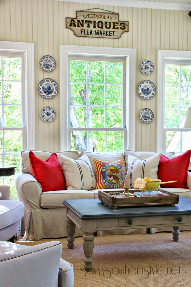 Savvy Southern Style: The Sun Room Spring 2014