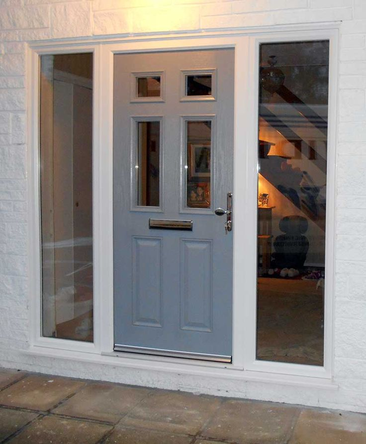 44 best images about exterior doors on pinterest glass Gray front door meaning