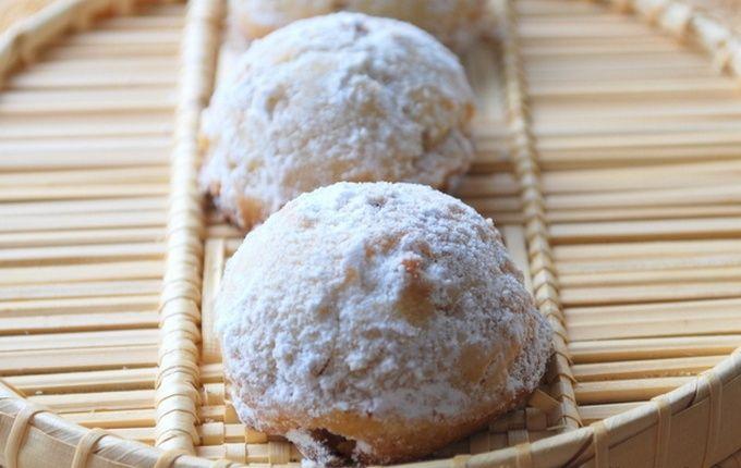 Печенье «Снежок». Русское печенье к чаю